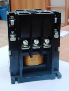 Контактор (магнитный пускатель) тельфера