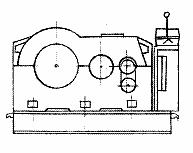 Монтажная лебедка ЛМ-8