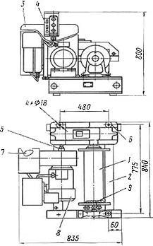 Лебёдка электрическая У5120.60