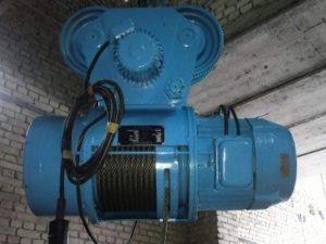электрические тельфера от производителя из Болгарии